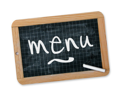 Fotolia menu
